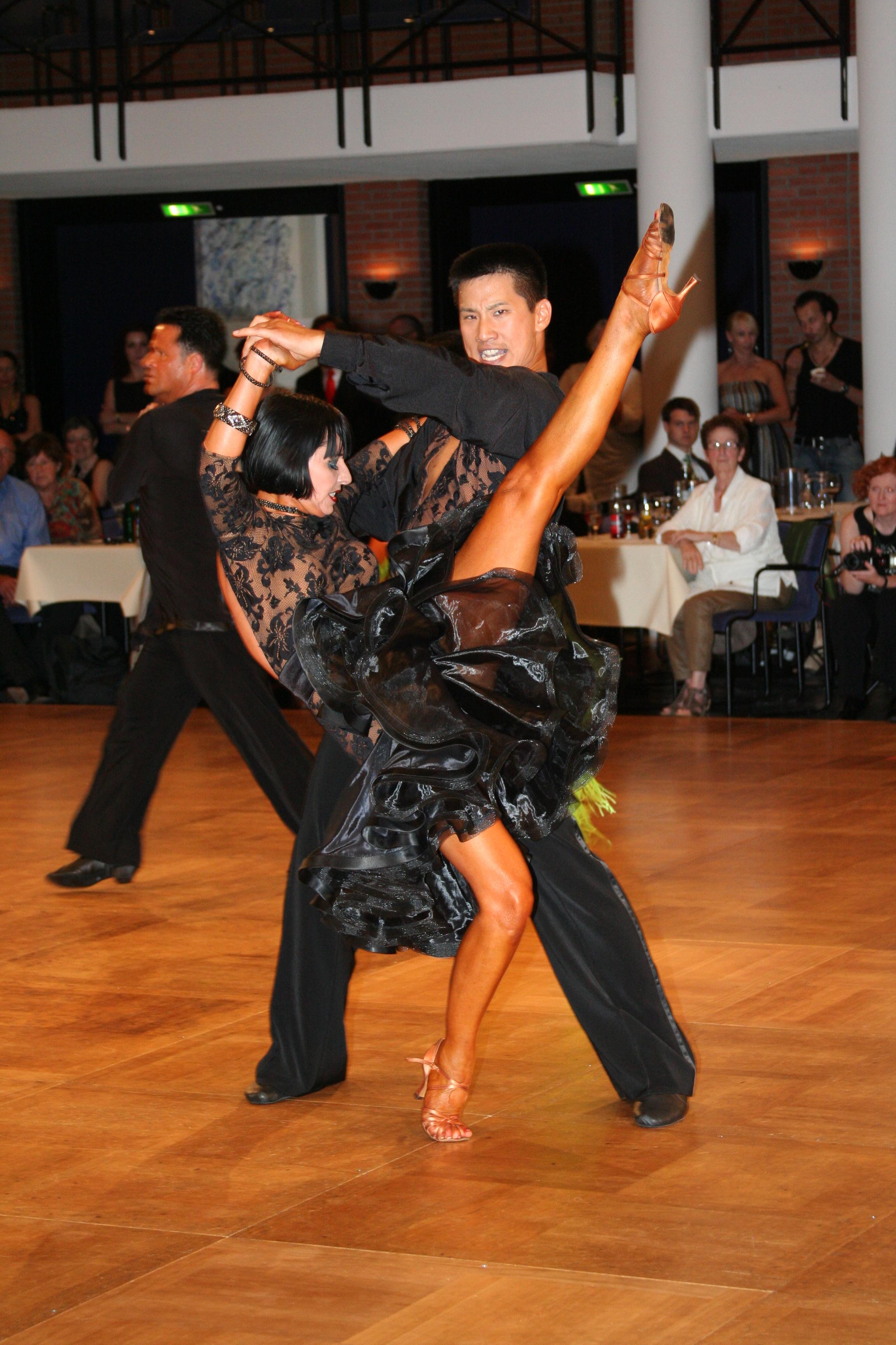 Michael & Claudia Sawang