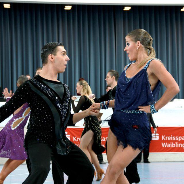 Dawid Adamczyk & Renée Löwer
